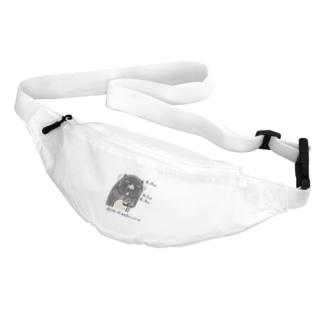 むっちゃむっちゃ Belt Bag