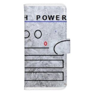 HIGH POWER ウォレットフォンケース