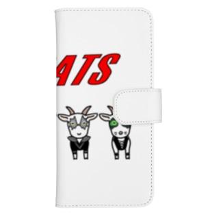 Goats ウォレットフォンケース