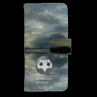 JUICY STUDIO - Cloud symmetry. ウォレットフォンケース