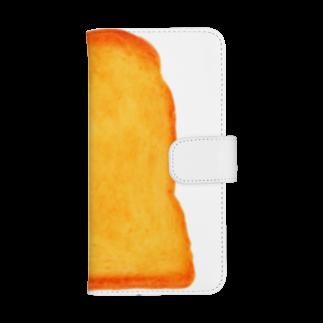 トースト ウォレットフォンケース