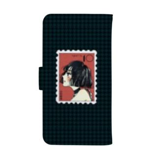 恋い焦がれ切手。XmasVer. ウォレットフォンケース
