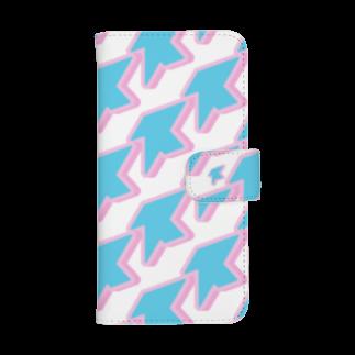 TKCH ONLINE STORAGE B1のTKAWAII LOOP Case Candy ウォレットフォンケース