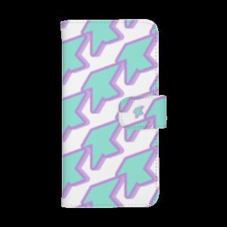 TKCH ONLINE STORAGE B1のTKAWAII LOOP Case Gum ウォレットフォンケース
