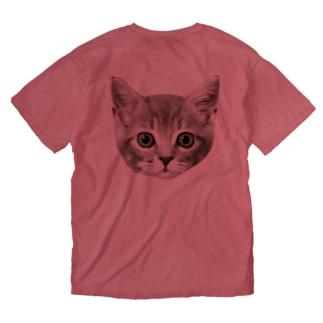 むぅちゃんT Washed T-shirts
