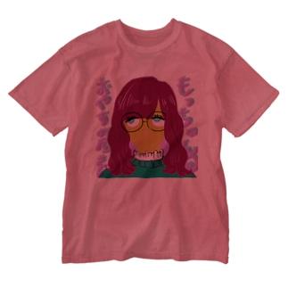 ワイ Washed T-shirts