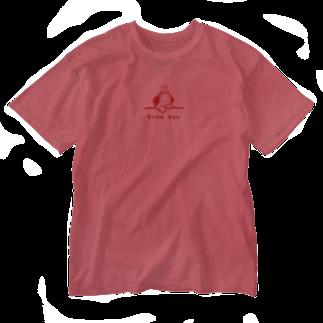 穂の湯のGOOD OYU Washed T-shirts