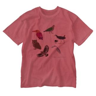 しまのなかまスピンオフ『トリース』 Washed T-shirts