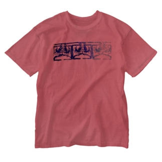 Order(Yupa) Washed T-shirts