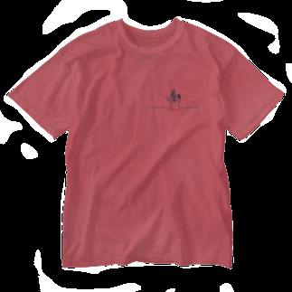 甘津 さえ(Amatsu Sae)のラクダクンたち Washed T-shirts