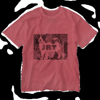 12.dozen(@jrt)の線の中にジャックが見える! Washed T-shirts