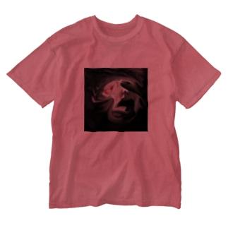 希死念慮。 Washed T-shirts
