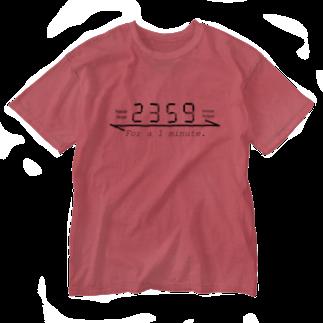 @LIRALUの1 minutes⏱ Washed T-shirts
