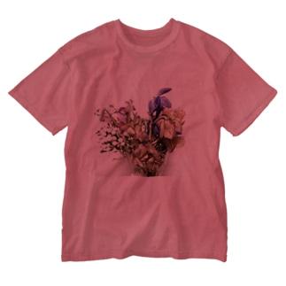 番外編 最後まで朽ちない Washed T-shirts
