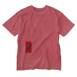 愛 Washed T-shirts