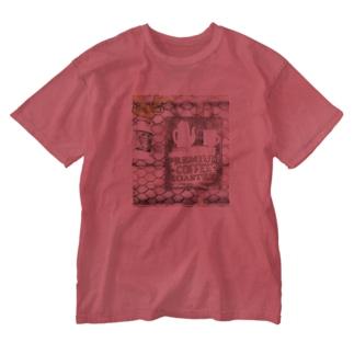 カフェ風クリップボード(イラストタイプ) Washed T-shirts