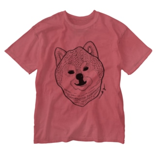 INU Washed T-shirts