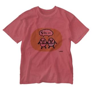 たまごブラザーズSURPRISE Washed T-shirts
