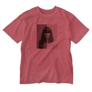 友保ビフォーアフターT Washed T-shirts