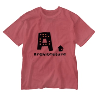Architecture. Washed T-shirts