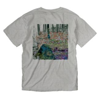 あ Washed T-shirts