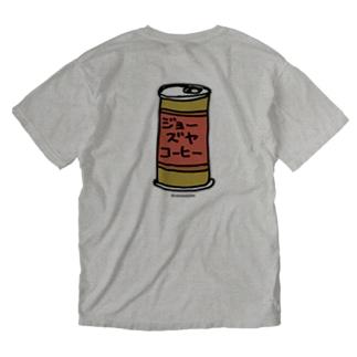 反抗期には缶コーヒー。 Washed T-shirts