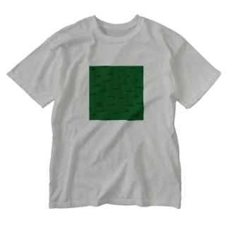 まぶたの裏の味方 Washed T-shirts