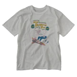 ロケットトニー Washed T-shirts