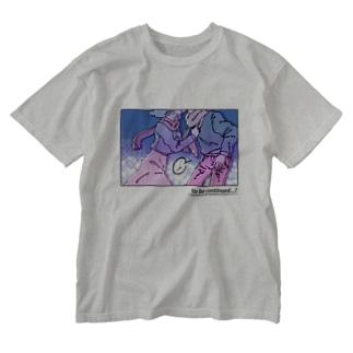 ワンシーンを永遠に Washed T-shirts