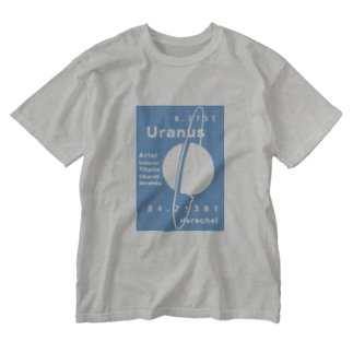 Uranus Washed T-shirts