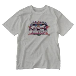 20190410 Washed T-shirts