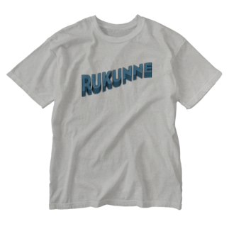 kandaのRUKUNNE Washed T-shirts