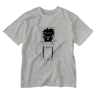 たまに見せたい私の心の内 Washed T-shirts