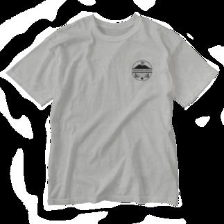 かごしまのまど公式ショップのkagoshimanomad Washed T-shirts