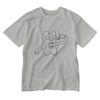 ぺこりんちょ Washed T-shirts