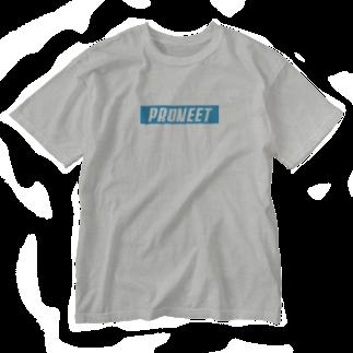 プロニート公式ネットショップのPRONEET2019ss Washed T-shirts