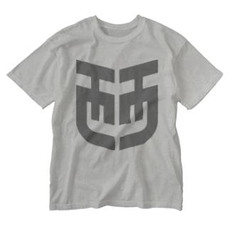 HEJHEJ02 Washed T-shirts
