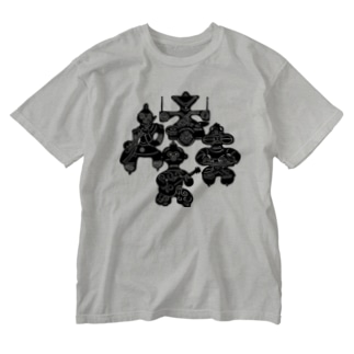 DOO-GUU Washed T-shirts