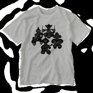 LヨFのDOO-GUU Washed T-shirts