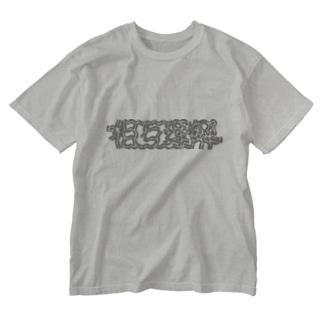 相互理解 Washed T-shirts