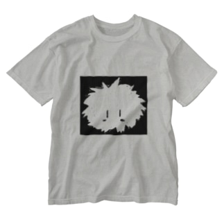 Ponpon Black Washed T-shirts