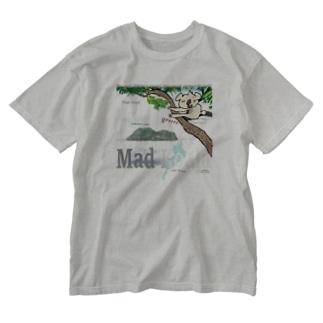【Mad koala】 Washed T-shirts