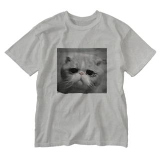 あかはなのププ Washed T-shirts