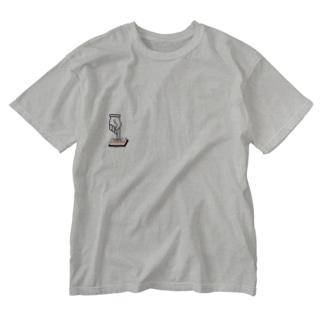 TAKE!!T Washed T-shirts