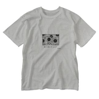 Himawari  Washed T-shirts