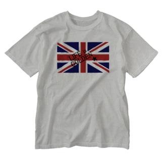 英国ゴールデンシリーズ2 Washed T-shirts