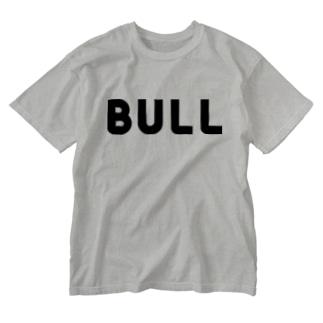 BULL Washed T-shirts