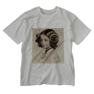 Baphomet Washed T-shirts