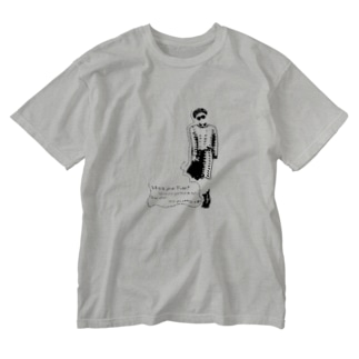 Who's your MUSE? Washed T-shirts