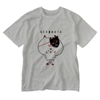 N E K O M A T A Washed T-shirts